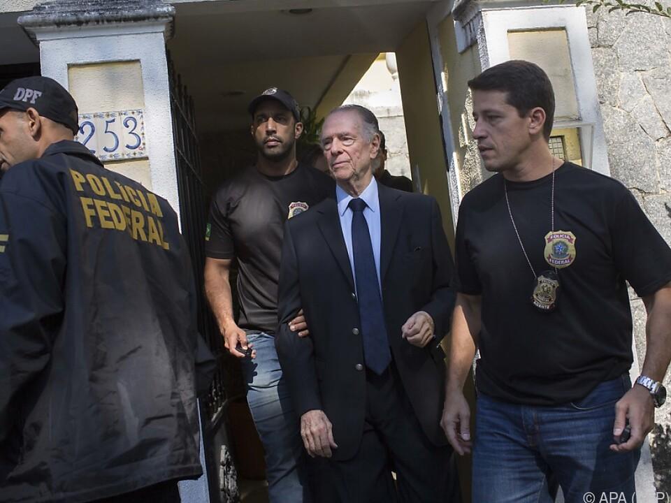 Carlos Nuzman unter Korruptionsverdacht