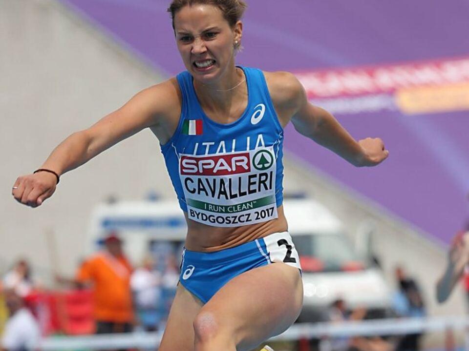 Valentina Cavalleri Campionati Europei under 23,European Athletics U23Championships