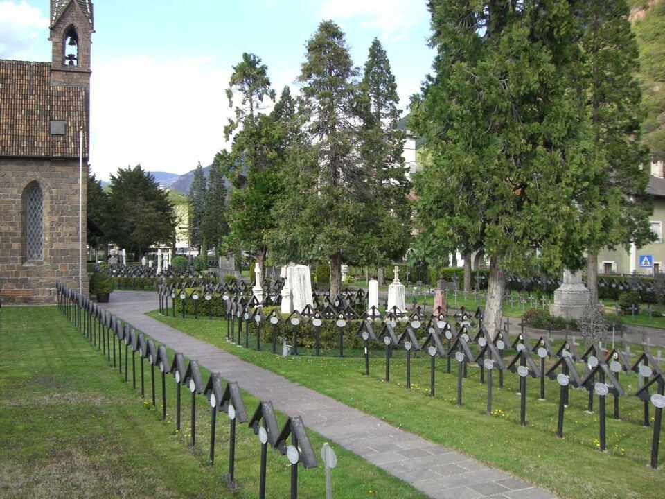 Soldatenfriedhof St. Jakob /Bozen