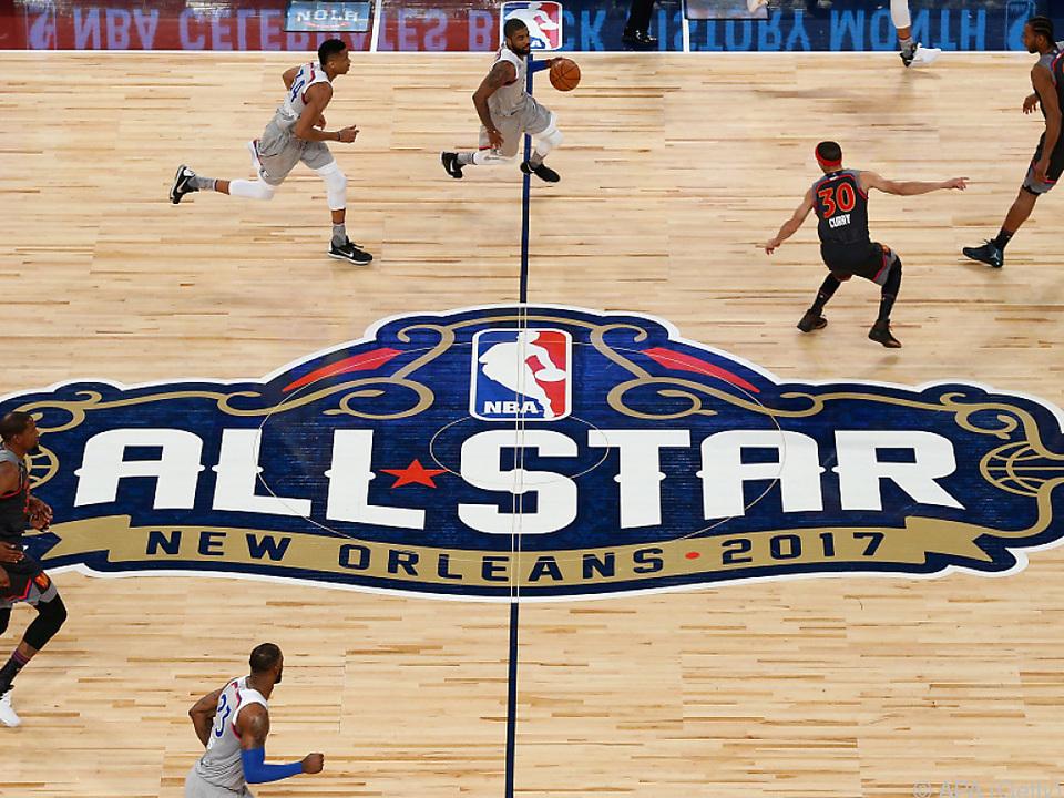 Das Allstar-Wochenende findet vom 16. bis 18. Februar in LA statt