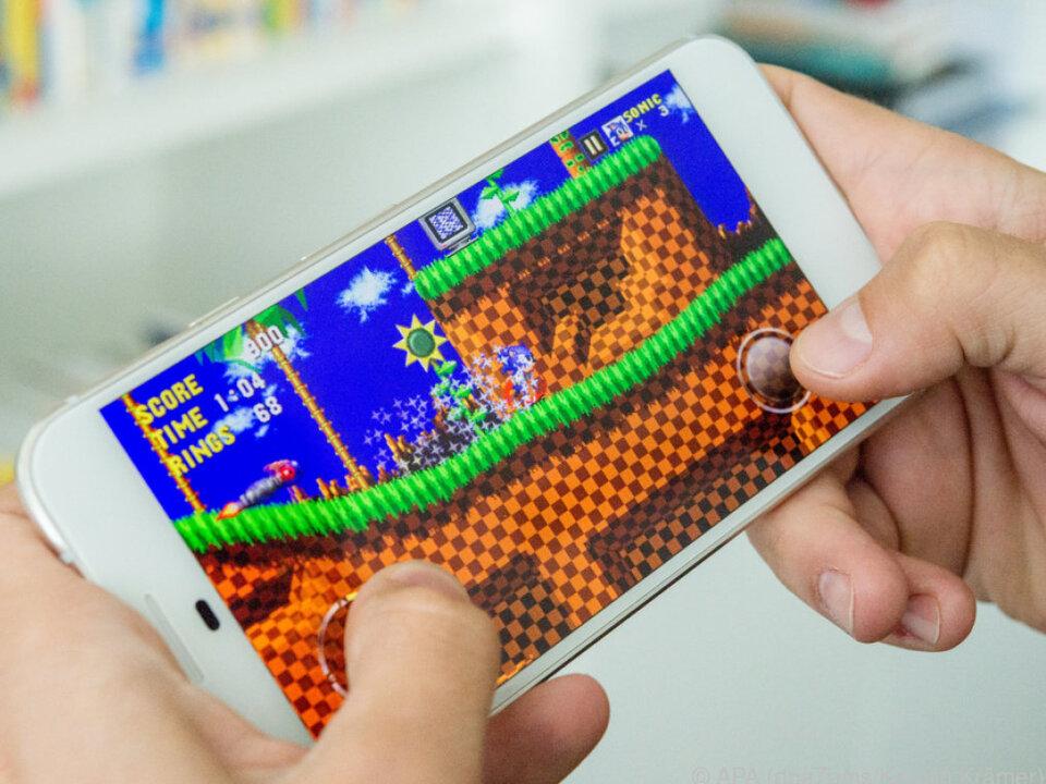 Das Smartphone ist die beliebteste Spieleplattform
