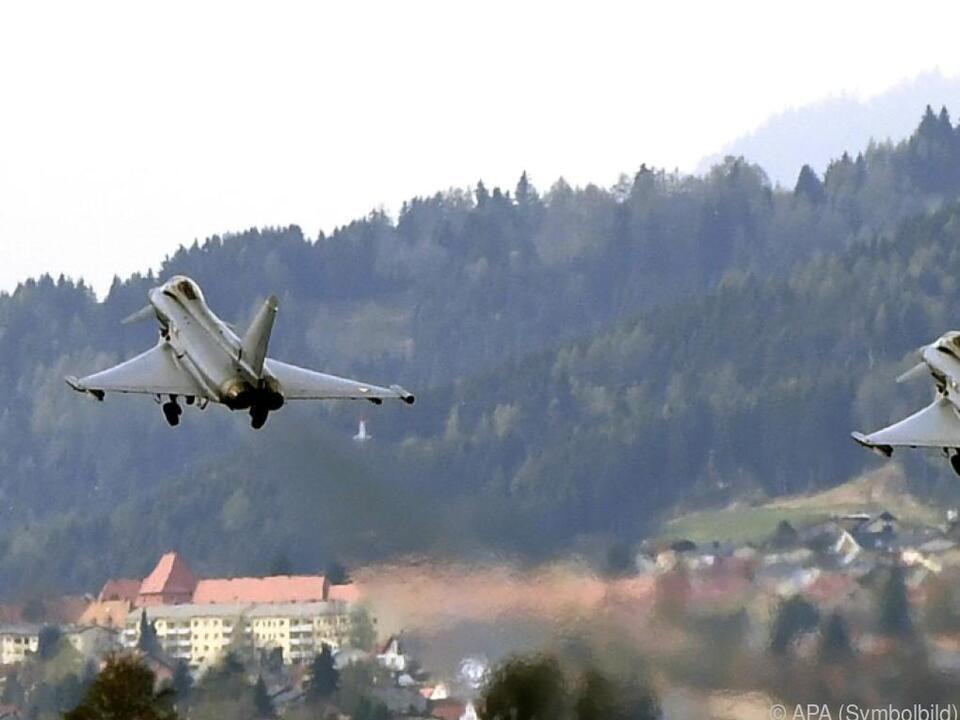 Das Thema Eurofighter ist noch nicht abgeschlossen