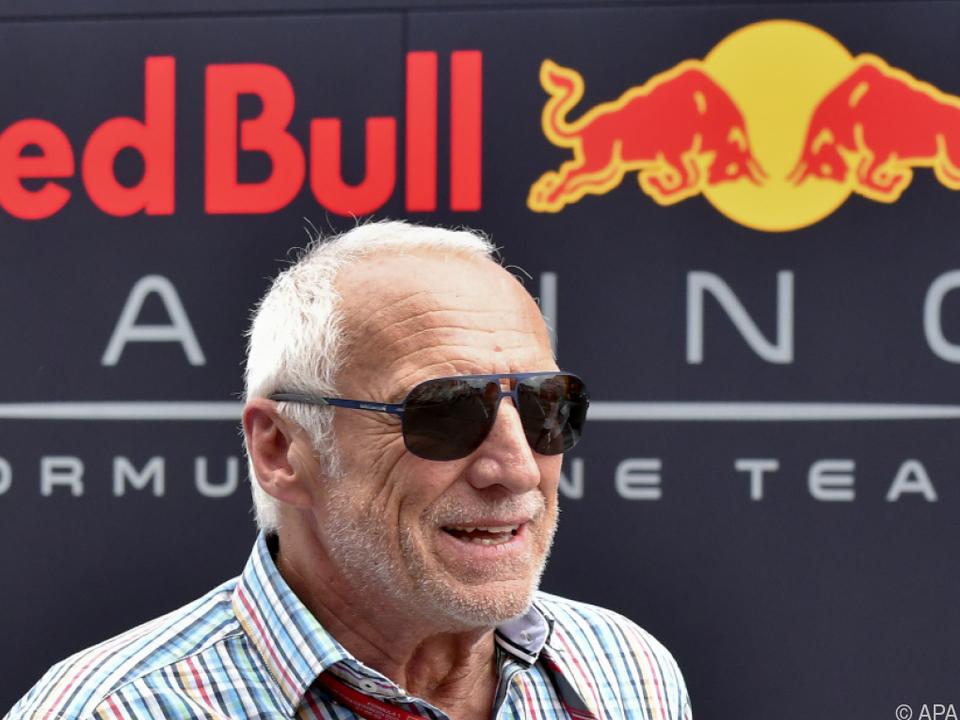 Der Red-Bull-Boss erweitert sein Getränkesortiment