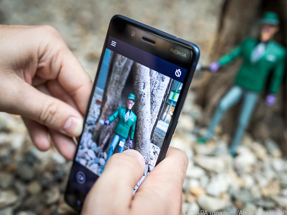 Die Kamera des Nokia 8 überzeugt im Test und schießt gute Fotos