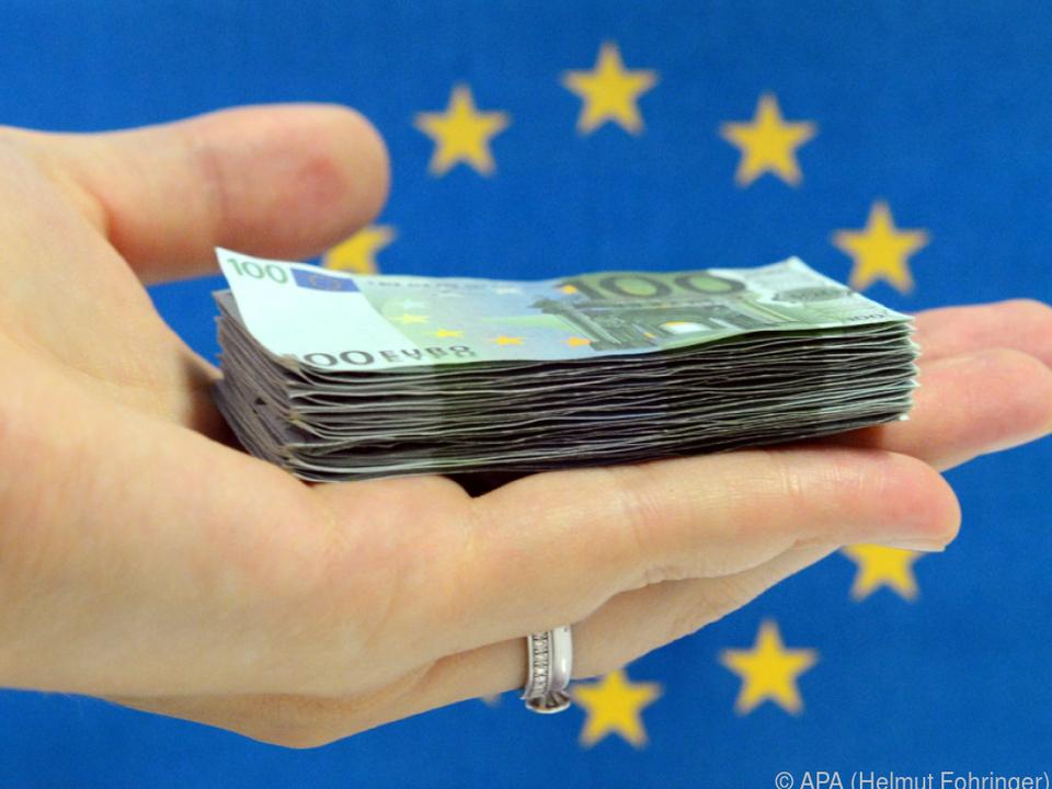 Die Industrie in der Eurozone freut sich über gute Zahlen