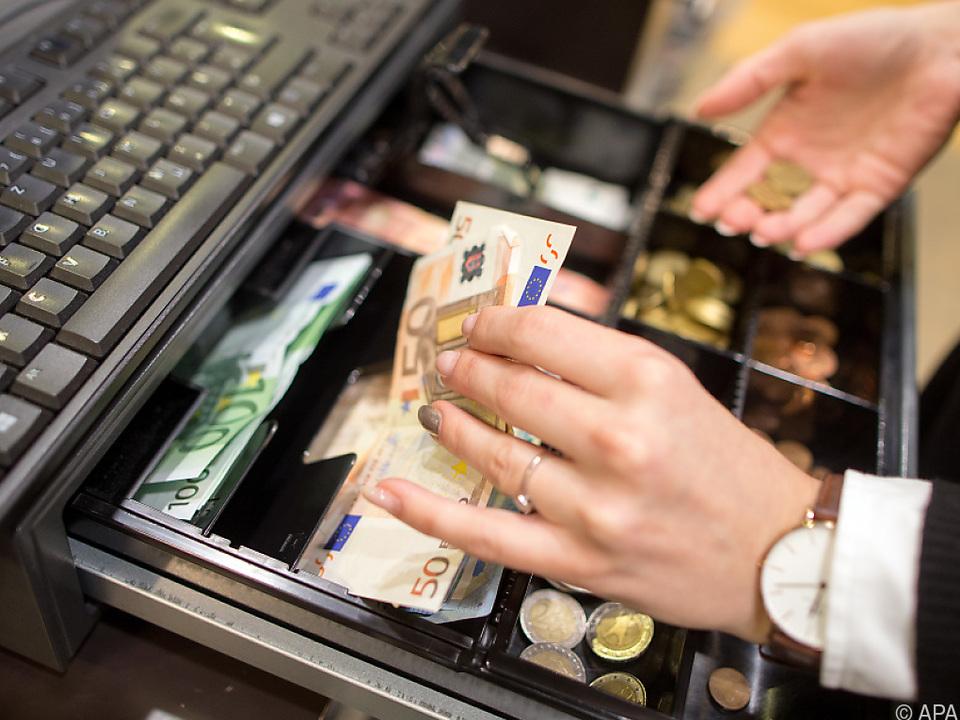 Die Kassen klingeln besser als seit langer Zeit geld