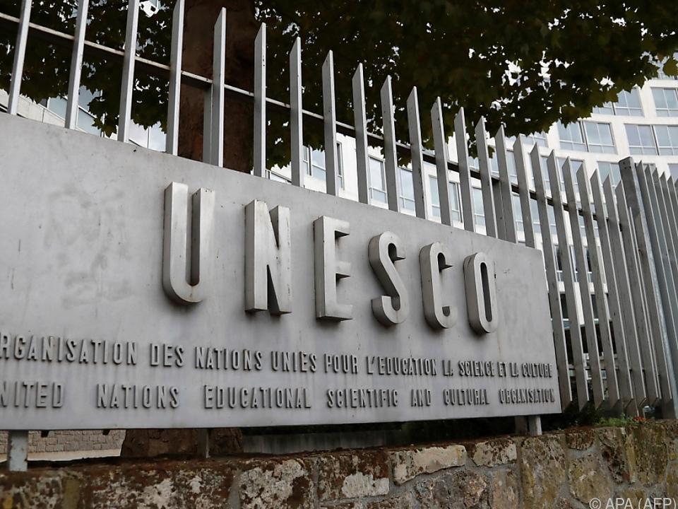 Die UNESCO bedauert die Austritte