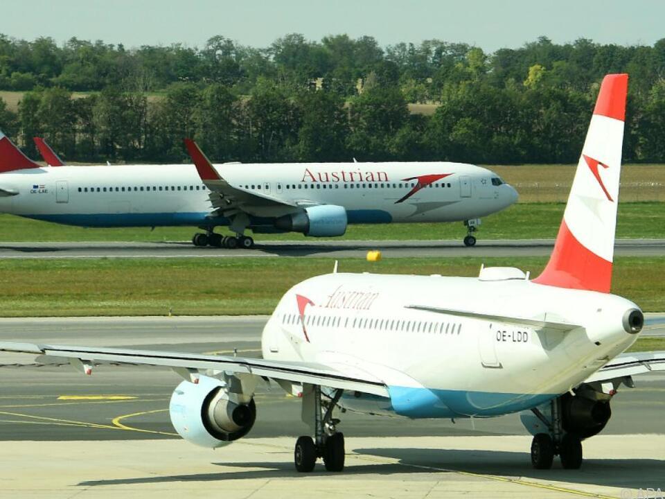 Durchmischtes Ergebnis für die Lufthansa-Tochter AUA