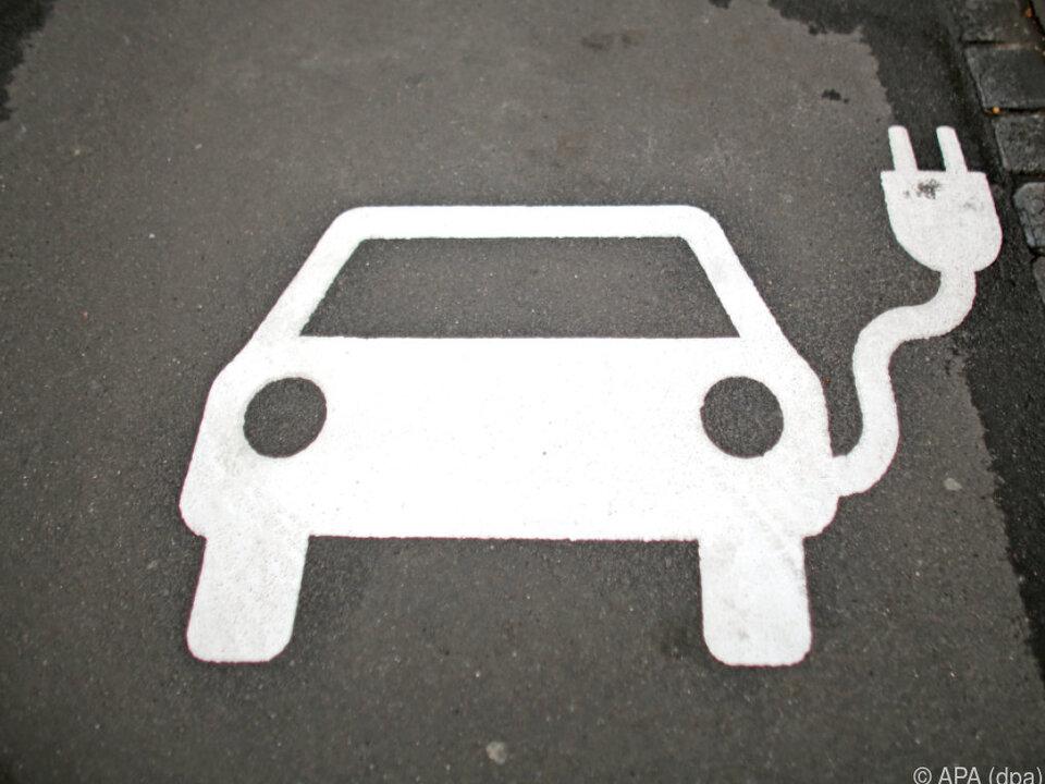 Elektrofahrzeuge sind gefragt