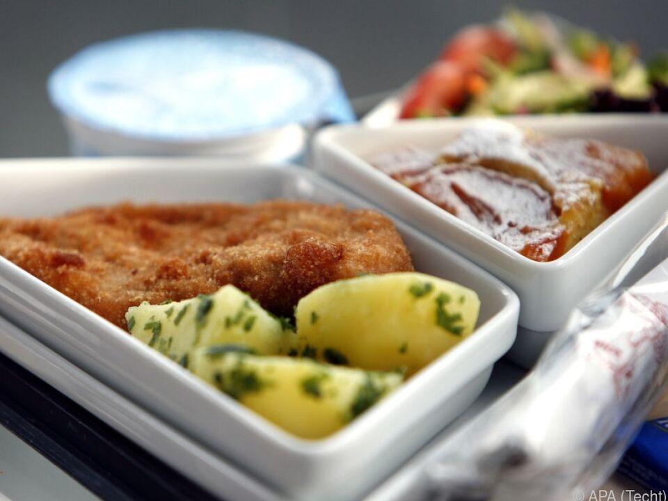 Empfindlicher Einschnitt für Do&Co  mensa essen speise koch