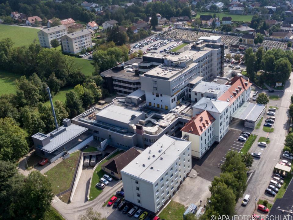 Ermittlungen nach Todesfall im Landeskrankenhaus Kirchdorf