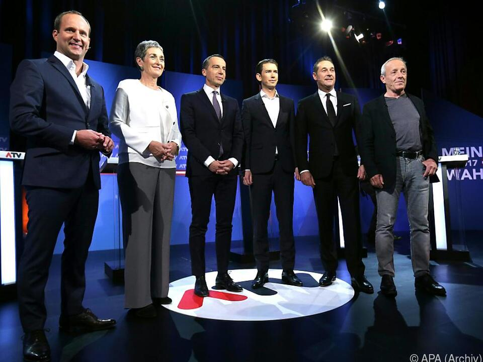 Es geht um die Zukunft Österreichs