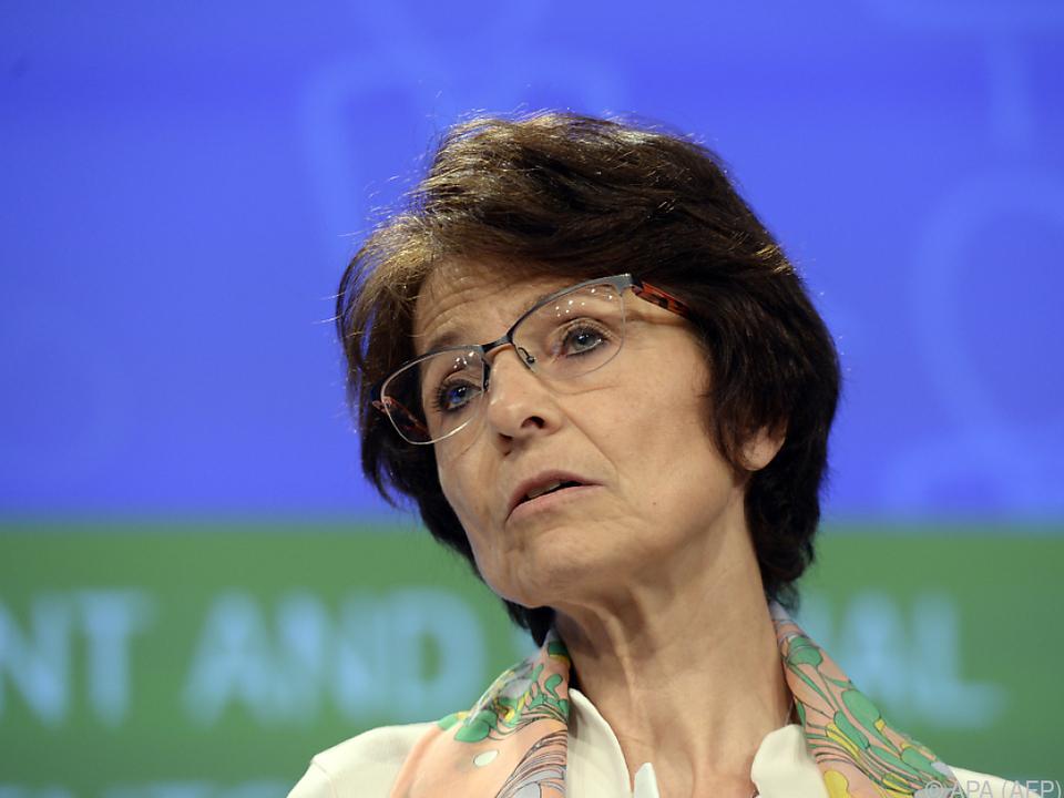 EU-Sozialkommissarin Thyssen sprach von \