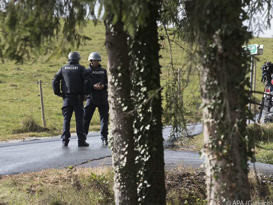 Gewaltakt in einem kleinen steirischen Ort
