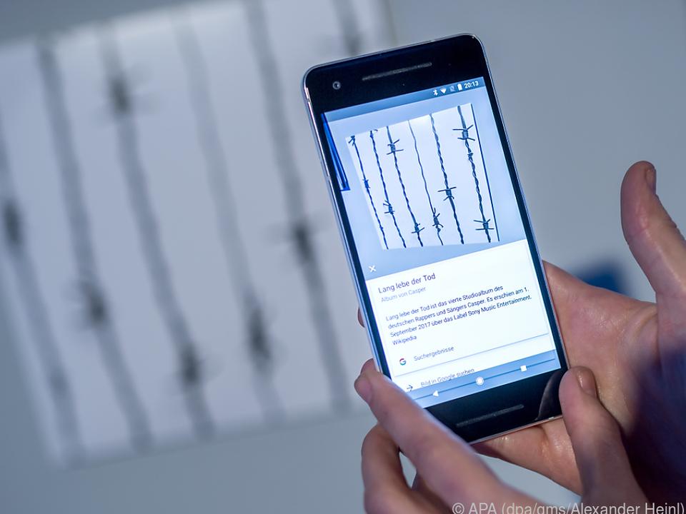 Mit Google Lens wird die Kamera zur allwissenden Objekterkennung