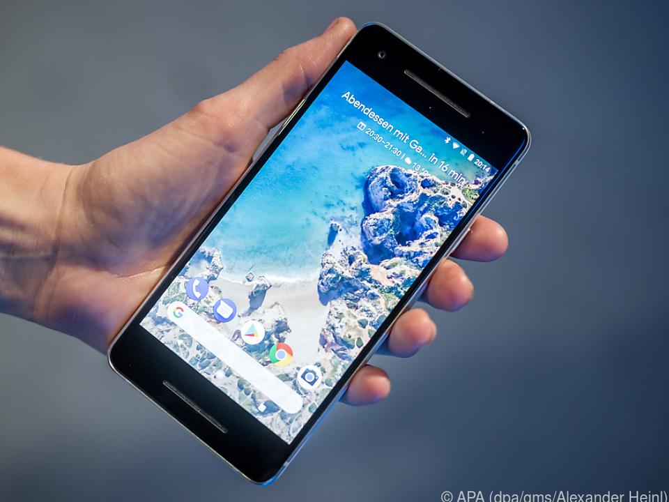 Googles Pixel 2 kommt mit 5-Zoll-Display und druckempfindlichem Rahmen