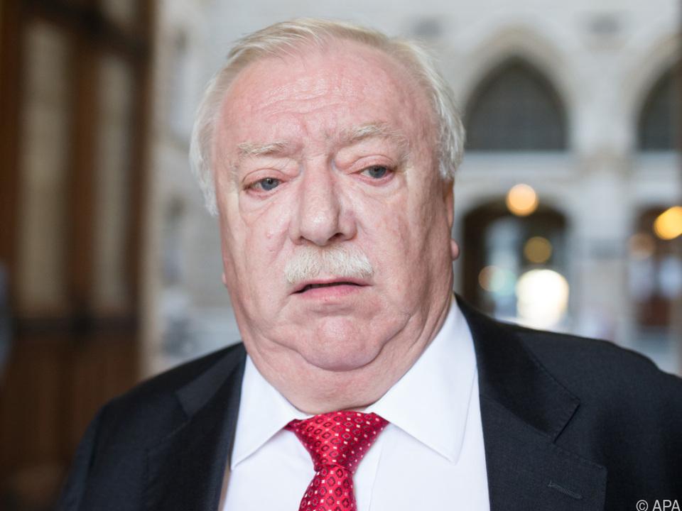 Häupl bleibt auch bei Rot-Blau SPÖ-Mitglied
