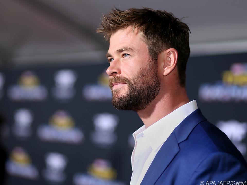 Hemsworth wünschte sich eine Veränderung der Figur