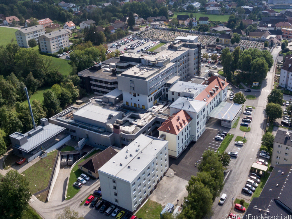 Im Landeskrankenhaus Kirchdorf passierte die Verwechslung