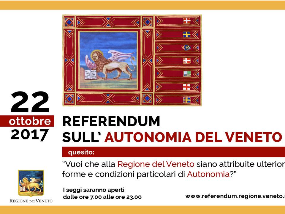 Referendum Autonomie Venetien