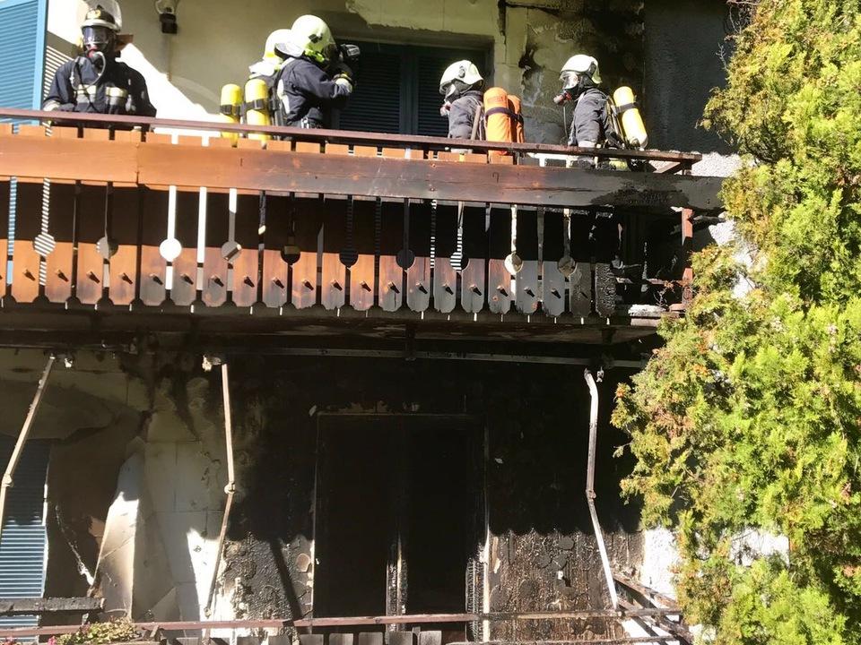 Freiwillige Feuerwehr Leifers Wohnhaus