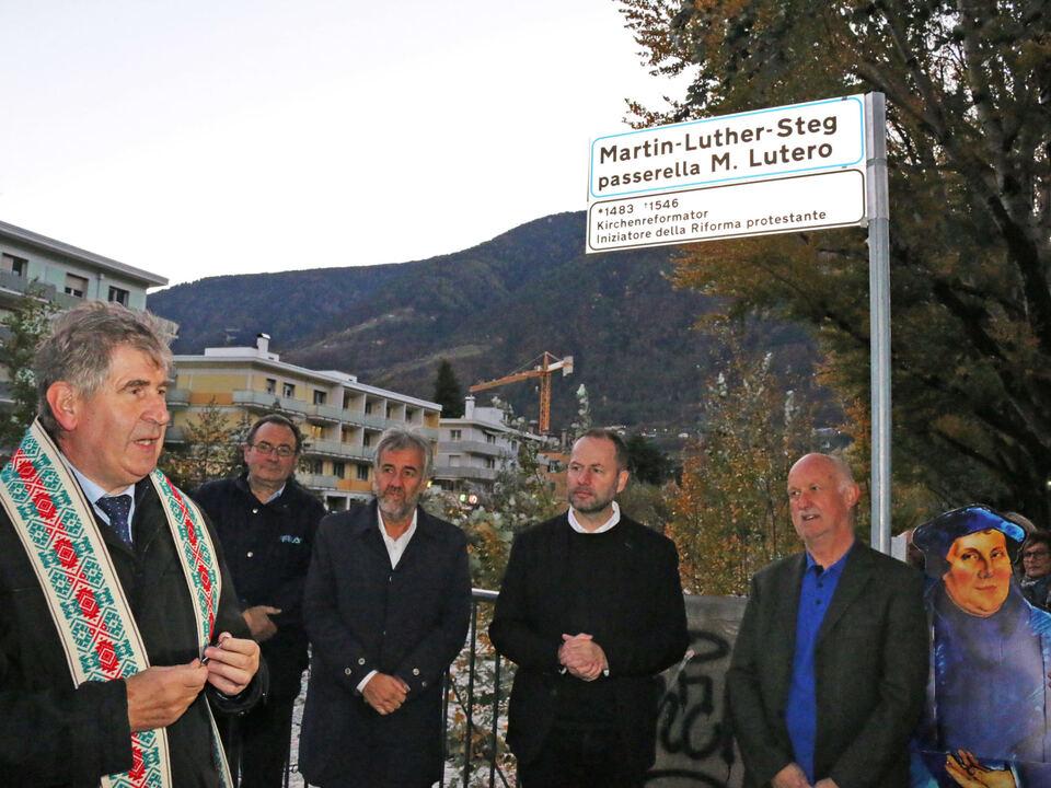 Meran Martin Luther