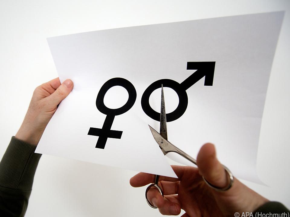 In den letzten zehn Jahren hat sich nicht extrem viel verändert gender sym mann frau gleichstellung emanzipation