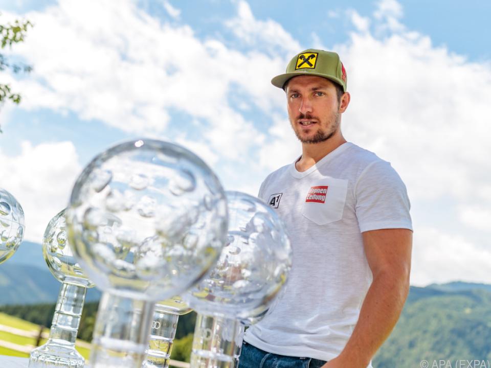 Internationale Auszeichnung für den Ski-Star