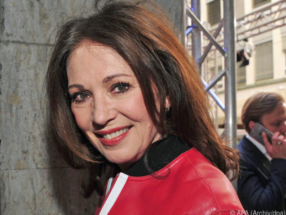 Iris Berben machte Ende der 1960er Jahre Ausbildung in London