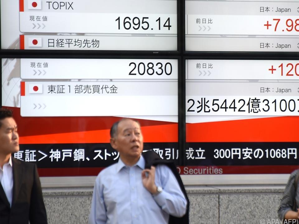 Japans Wirtschaft wird von Skandalen heimgesucht