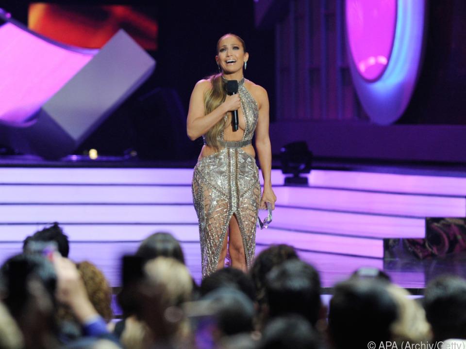 Jennifer Lopez setzt sich für guten Zweck ein