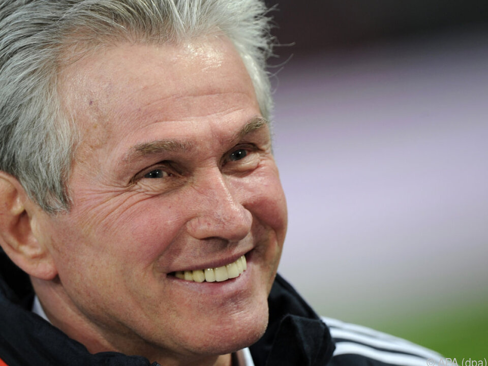 Jupp Heynckes unterbricht seinen Ruhestand