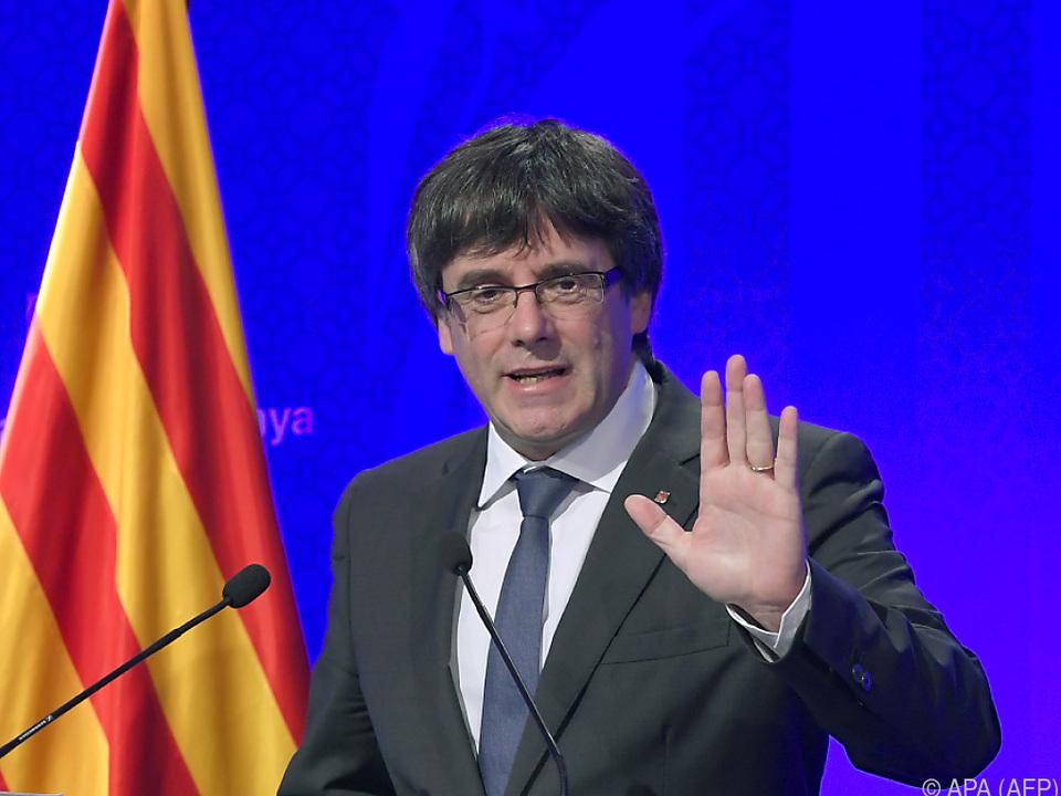 Kataloniens Ministerpräsident ist zu Gesprächen bereit