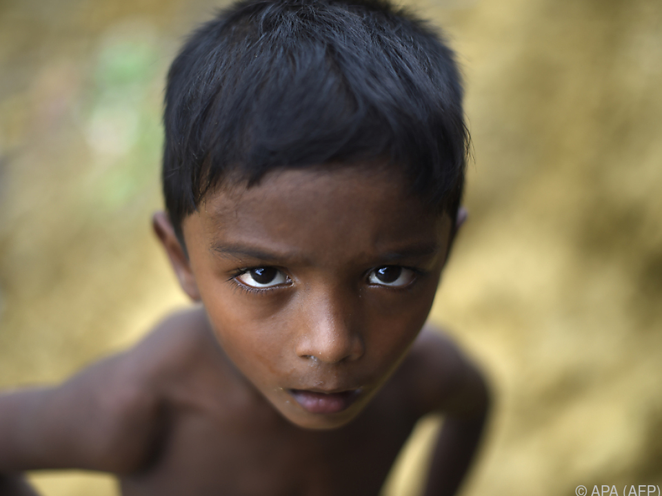 Kinder werden oft Opfer von Gewalt
