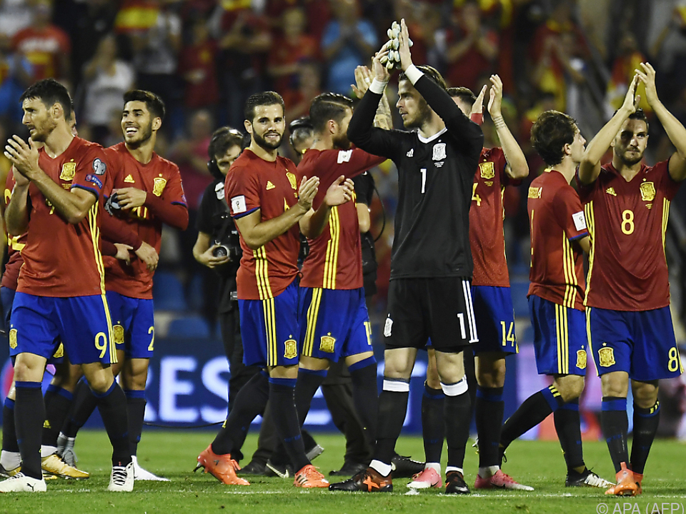 Klarer 3:0-Heimsieg gegen Albanien