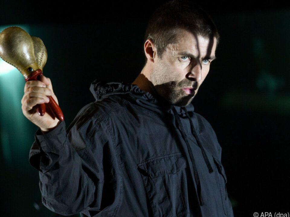 Liam Gallagher, der Bad Boy des Britpop