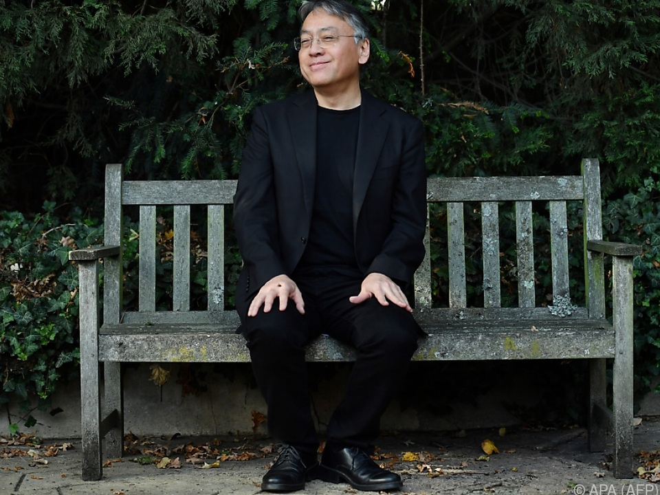 Literaturnobelpreis geht heuer an Kazuo Ishiguro