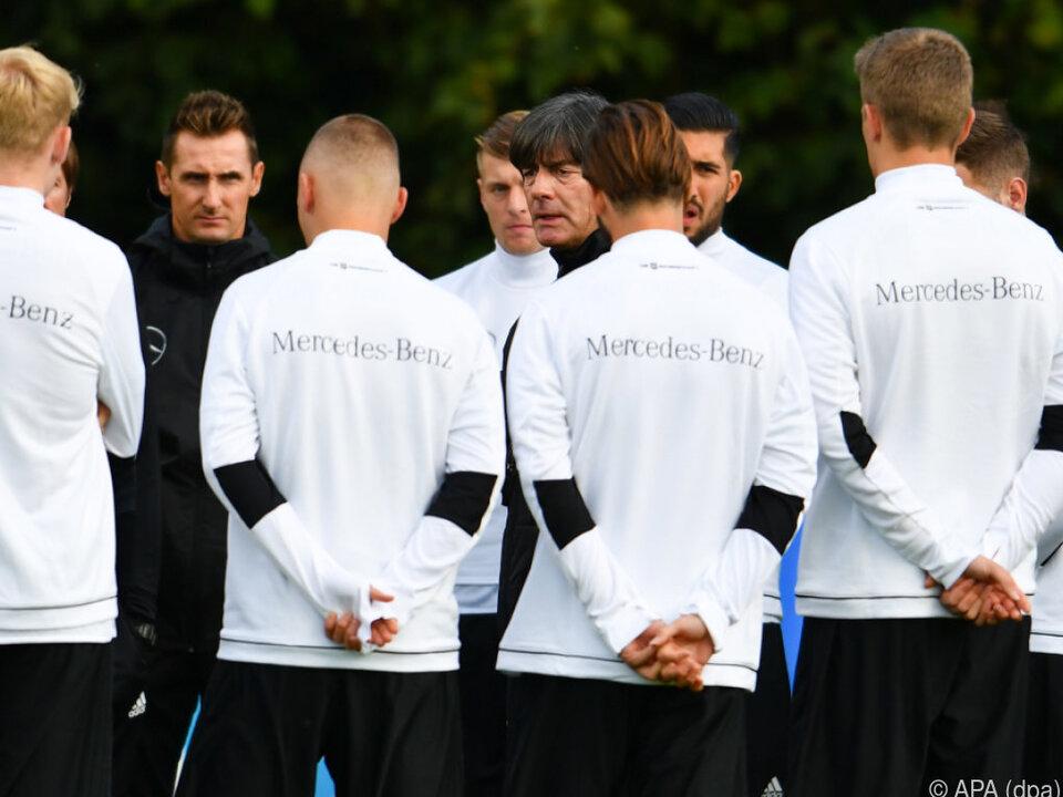 Löw muss auf Spieler wie Werner, Gomez und Özil verzichten