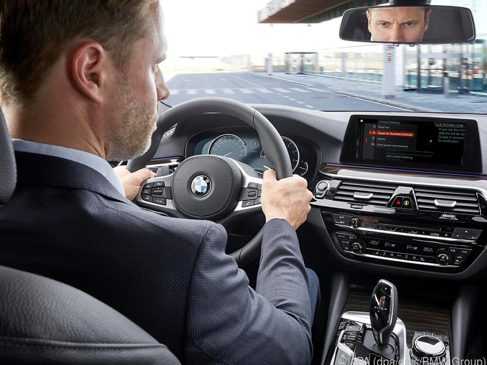 Moderne Autos sind Computer und Datensammler auf vier Rädern