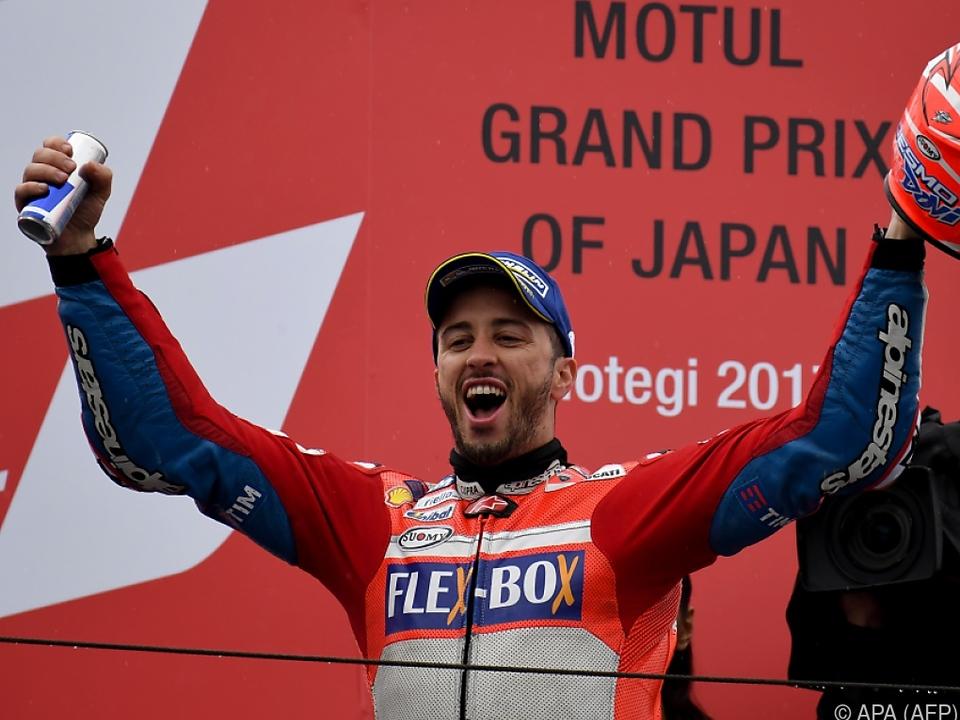 Nach Sieg Nummer 5 nur noch 11 Punkte hinter Marquez