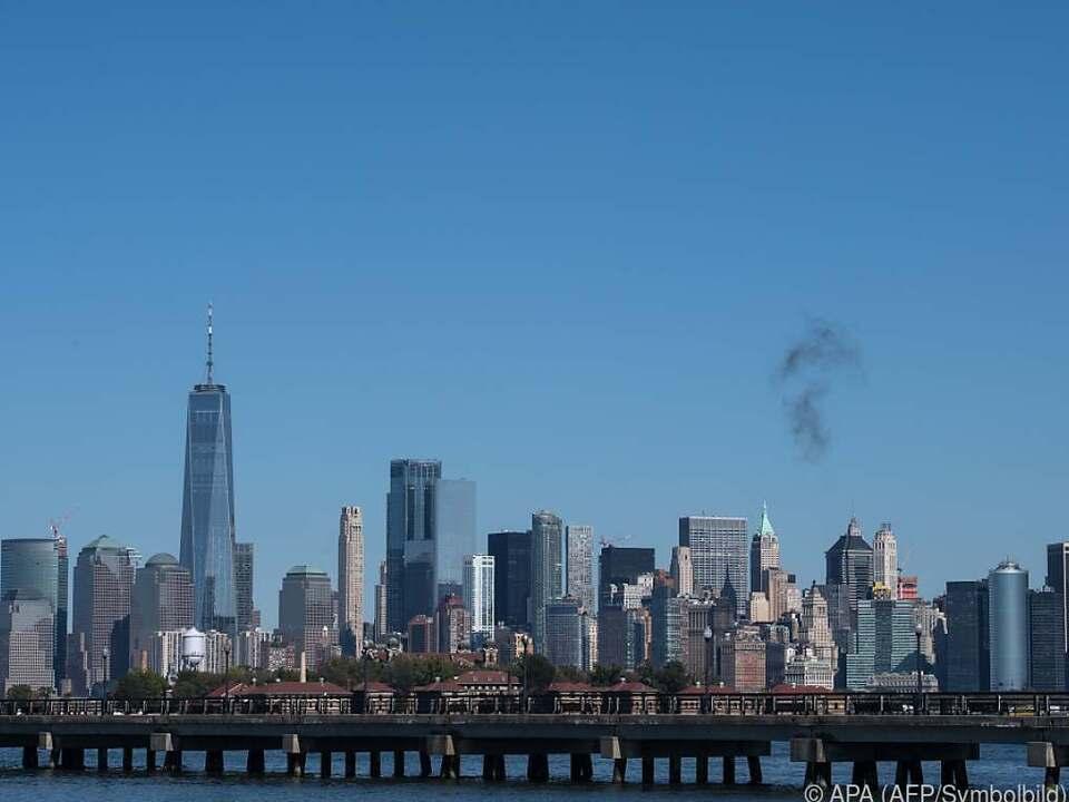 New York entging Terrorakt