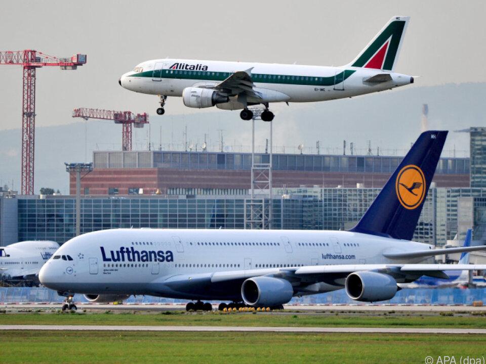 Ob die beiden Airlines zusammenfinden, ist fraglich