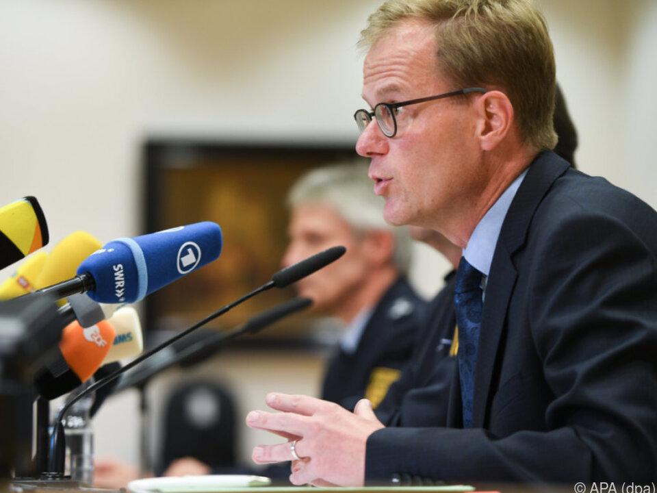 Oberstaatsanwalt Alexander Boger