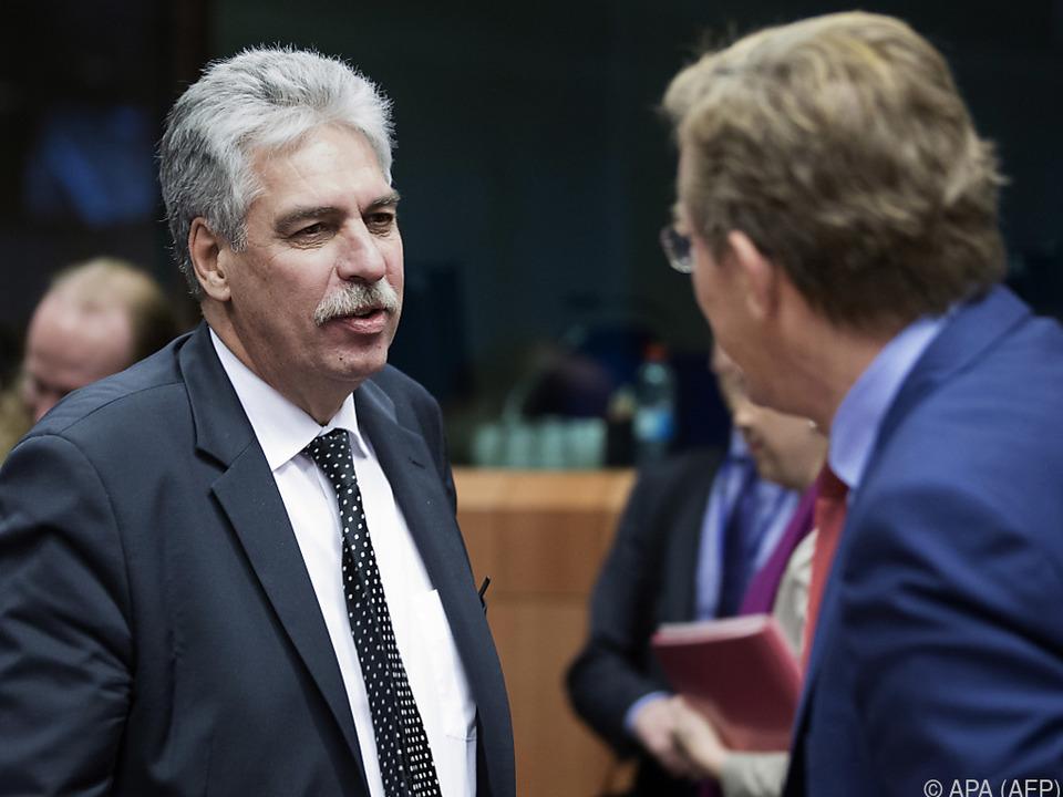 Österreichs Finanzminister rechnet mit mehreren Kandidaten
