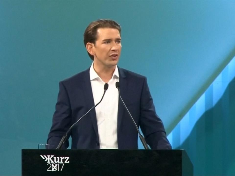 ÖVP-Jungstar Sebastian Kurz will Österreichs Kanzler werden