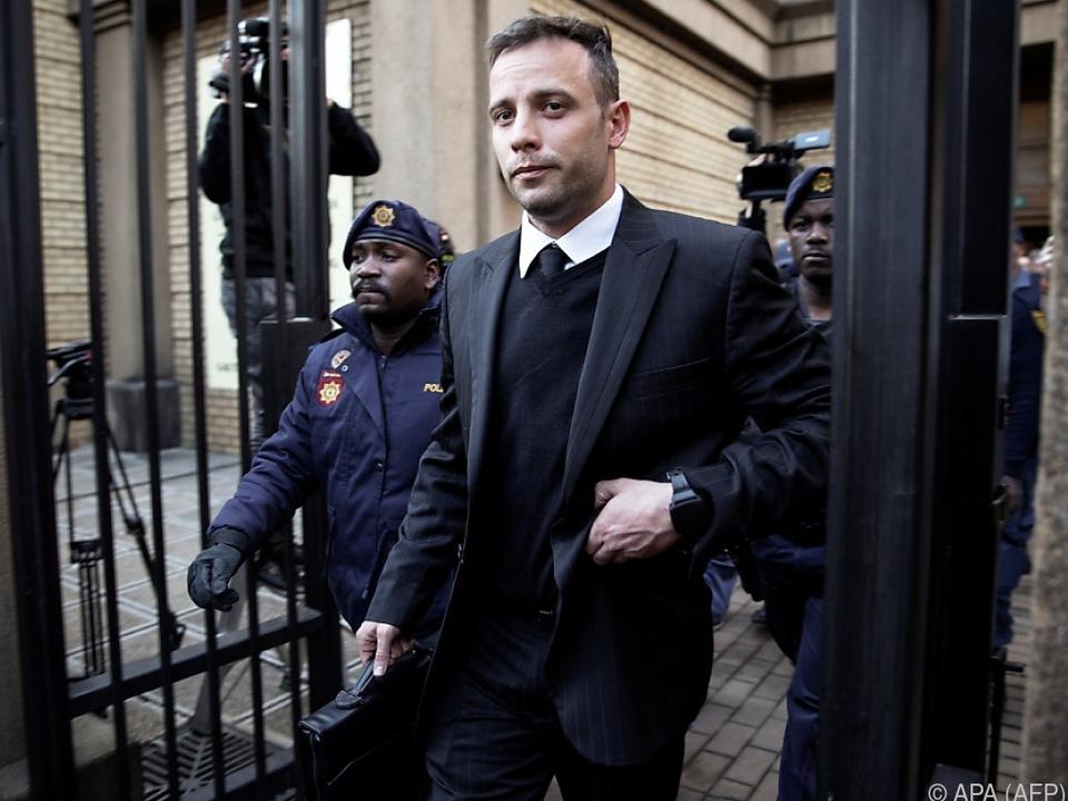 Oscar Pistorius will nicht als \