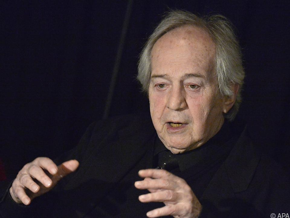 Otto Schenk wird vom ORF mit einer neuen Doku geehrt
