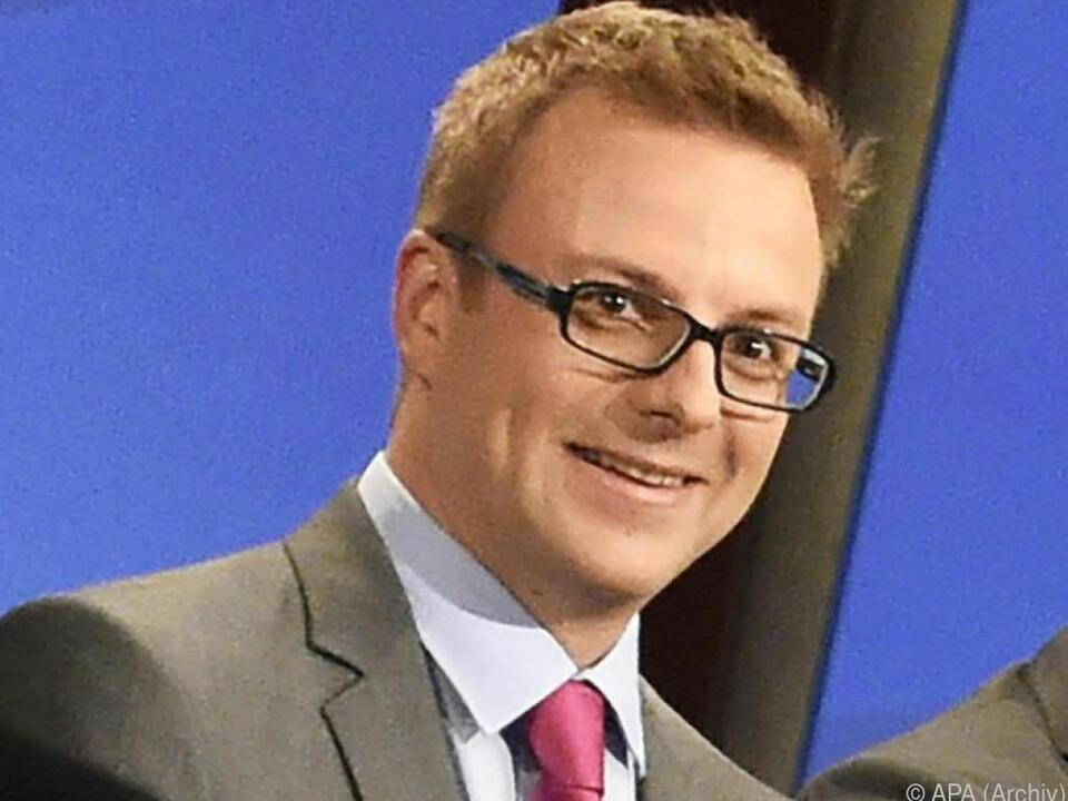 Peter Puller betrieb Seite gegen Sebastian Kurz