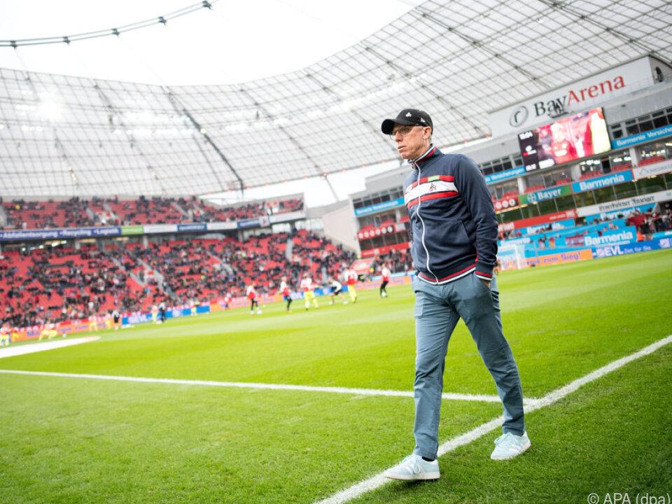 Stöger sagte schon vor Wochen als ÖFB-Teamchef ab