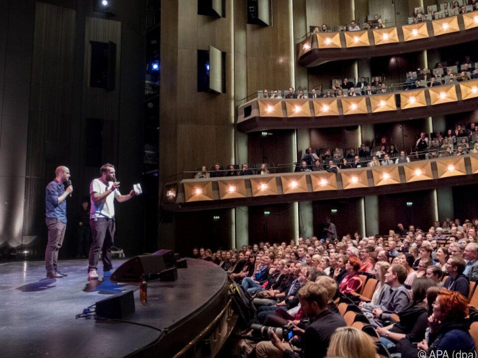 Reges Interesse am Poetry Slam